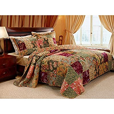 Greenland Home Antique Chic Quilt Sets