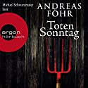 Totensonntag Audiobook by Andreas Föhr Narrated by Michael Schwarzmaier