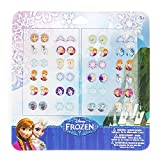 Claire's Accessories Girls Disney Frozen Stick-On Earrings Set of 24