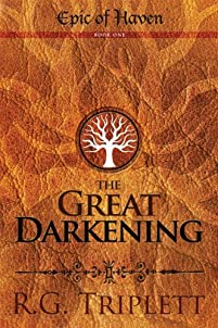 (FREE on 9/29) The Great Darkening by R.G. Triplett - http://eBooksHabit.com