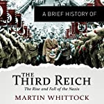 A Brief History of the Third Reich: The Rise and Fall of the Nazis: Brief Histories | Martyn Whittock