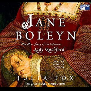 Jane Boleyn Audiobook
