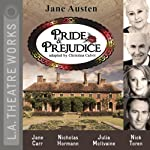 Pride and Prejudice (Dramatized) | Jane Austen,Christina Calvit