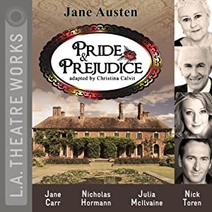 Pride and Prejudice (Dramatized) | [Jane Austen, Christina Calvit]