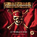 Pirates of the Caribbean: At World's End: The Pirates of the Caribbean, Book 3 Audiobook by  Disney Press Narrated by Simon Vance