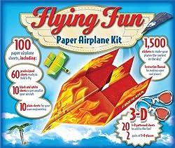 Flying Fun: Paper Airplane Kit