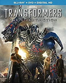 TRANSFORMERS: AGE OF EXTINCTION on Blu-ray, DVD, and Digital HD