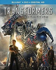 Transformers: Age of Extinction (Blu-ray + DVD + Digital HD)