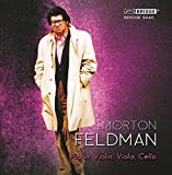Feldman:Piano, Violin, Viola, Cello [Aleck Karis; Curtis Macomber; Danielle Farina; Christopher Finckel] [BRIDGE RECORDS: BRIDGE 9446]