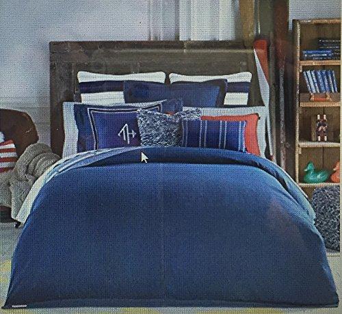 hilfiger denim bedskirt home garden linens