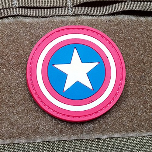 Captain America Morale Patch PVC (Captain America Visions compare prices)