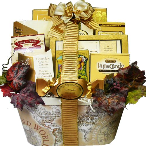 Art of Appreciation Gift Baskets Old World Charm Gourmet Food and Snacks (Gift Basket Men compare prices)