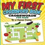 My First Crossword Book: Crosswords f...