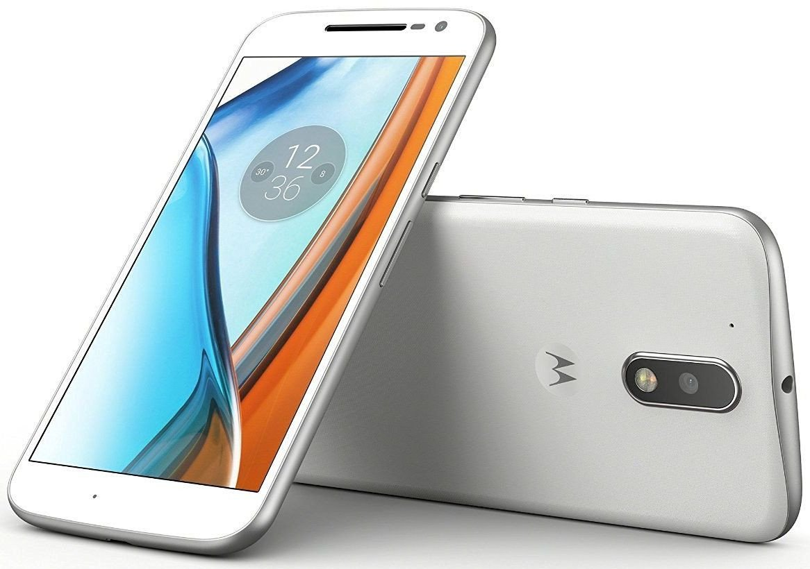 Moto G 4th Gen of 16GB & 32GB Only @ Rs.10,499 & Rs.11,999 By Amazon   Moto G, 4th Gen (White, 16GB) @ Rs.10,499