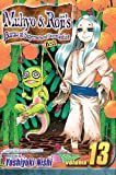 Muhyo & Roji's Bureau of Supernatural Investigation, Vol. 13
