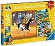 Ravensburger 09308 - Yakari Unterwegs 3 x 49 Teile Puzzle