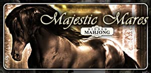 Hidden Mahjong: Majestic Mares by DifferenceGames LLC