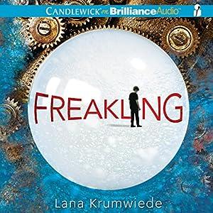 Freakling Audiobook