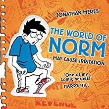 May Cause Irritation: The World of Norm, Book 2 Audiobook by Jonathan Meres Narrated by Jonathan Meres
