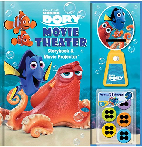 Disney•Pixar Finding Dory Movie Theater Storybook & Movie Projector