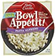 Betty Crocker Bowl Appetit, Pasta Alfredo, 3-Ounce Bowls (Pack of 12)
