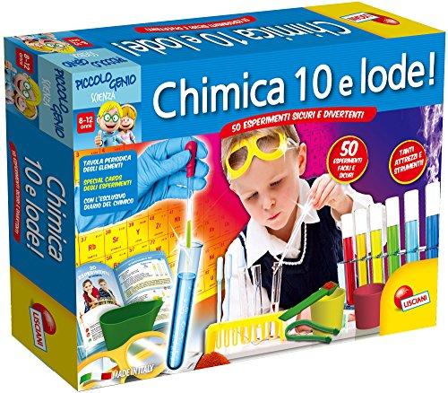 Piccolo Genio 51748 - Chimica 10 e Lode