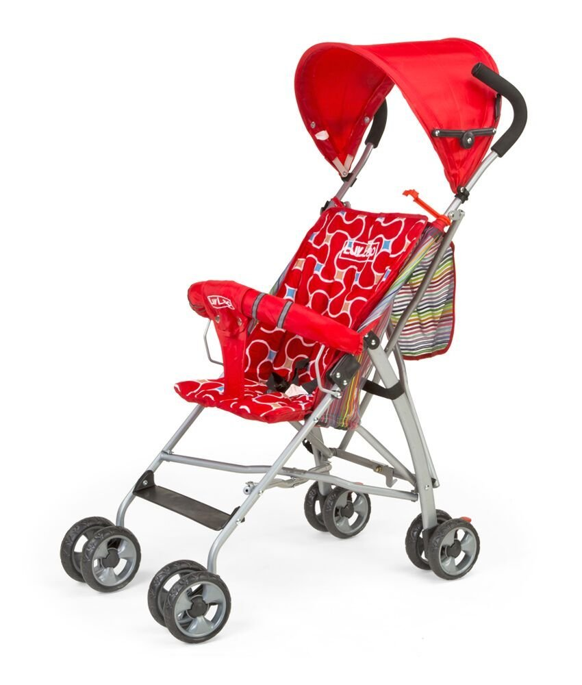 Sunshine Baby Buggy LL 1004 Red