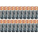 Duracell Coppertop AA Batteries, 20-Count- MN1500 (Bulk Packaging)