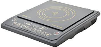 Bajaj 1400-Watt Induction Cooktop (Black)