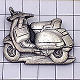 限定 レア ピンバッジ ベスパのスクーター二輪ピューター製 ピンズ フランス