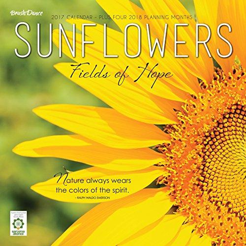 Sunflowers 2017 Wall Calendar