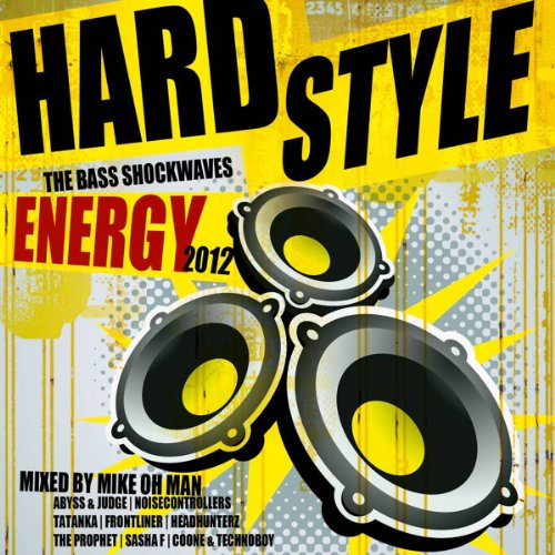 VA-Hardstyle Energy 2012 [MP3] [MULTI]