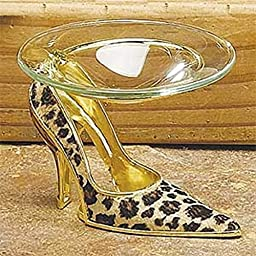 StealStreet SS-A-56670A New High Heel Design Oil Aroma Therapy Scented Burner
