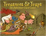 61WrdTG126L. SL160  Treasures &amp; Traps: The Adventure Card Game