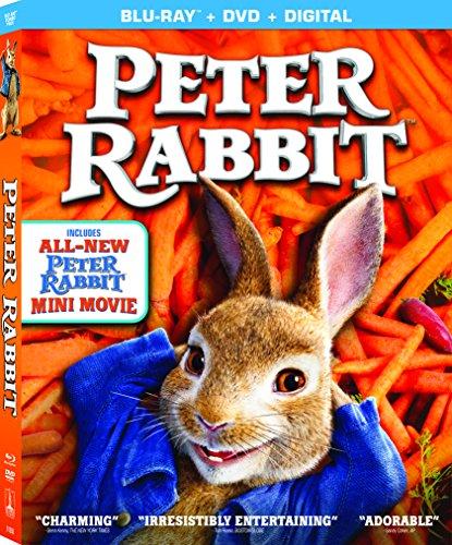Blu-ray : Peter Rabbit [Blu-ray] [+Peso($30.00 c/100gr)] (US.ME.9.34-3.99-B079JPP1NG.30585)