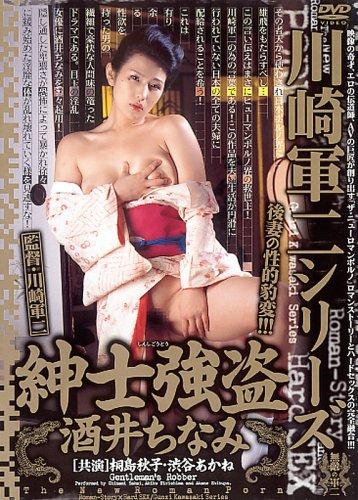 [川崎軍二シリーズ]紳士強盗 【KGDV-28】 [DVD]