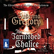 The Tarnished Chalice | [Susanna Gregory]