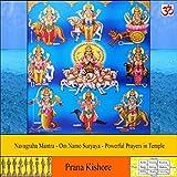 Navagraha Mantra: Om Namo Suryaya / Powerful Prayers in Temple