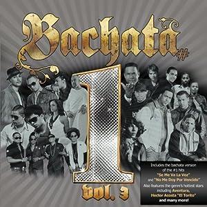 Bachata #1's Vol.3