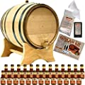Outlaw Kit From American Oak Barrel - Make Your Own Kentucky Bourbon Whiskey