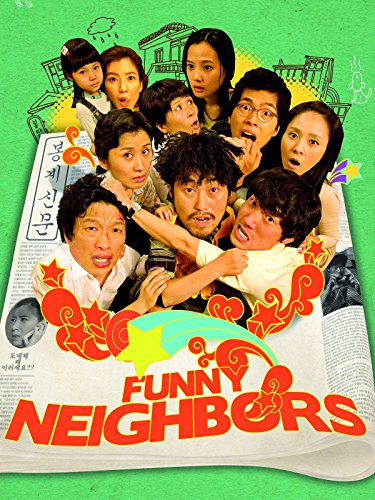 Funny Neighbors (English Subtitled)