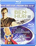 Ben-Hur/ Ten Commandments (DBFE) [Blu-ray] (Bilingual)