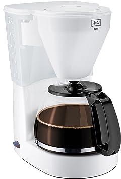 melitta 1010 01 wh easy kaffeefiltermaschine glaskanne tropfstopp schwenkfilter wei dc81. Black Bedroom Furniture Sets. Home Design Ideas