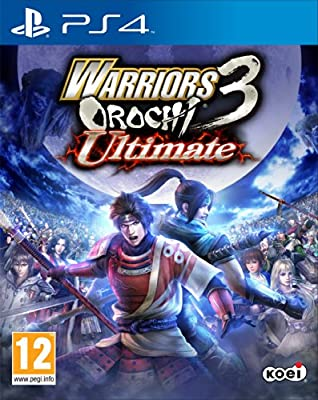 Warriors Orochi 3 Ultimate (PS4) by Koei