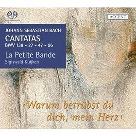 """Herr Christ, der einge Gottessohn BWV 96: Aria """"Ach, ziehe die Seele mit Seilen..."""""""