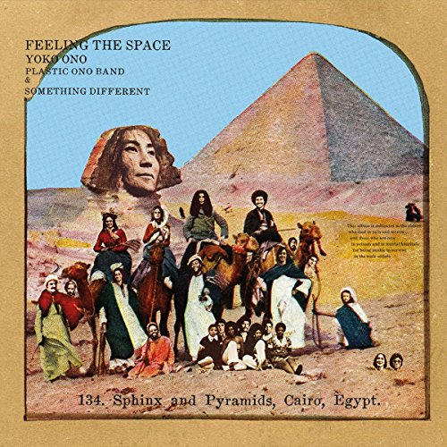 CD : Yoko Ono - Feeling The Space (CD)