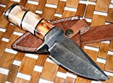 Custom Handmade Damascus Steel knife (59-40)