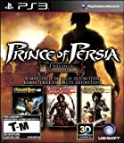 Prince of Persia Trilogy (The Sands of Time / Warrior Within / Two Thrones) (PS3) [US Import]
