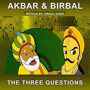 The Three Questions Audiobook