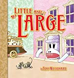 Little & Large (Sock Monkey (Graphic Novels)) (1595820108) by Millionaire, Tony